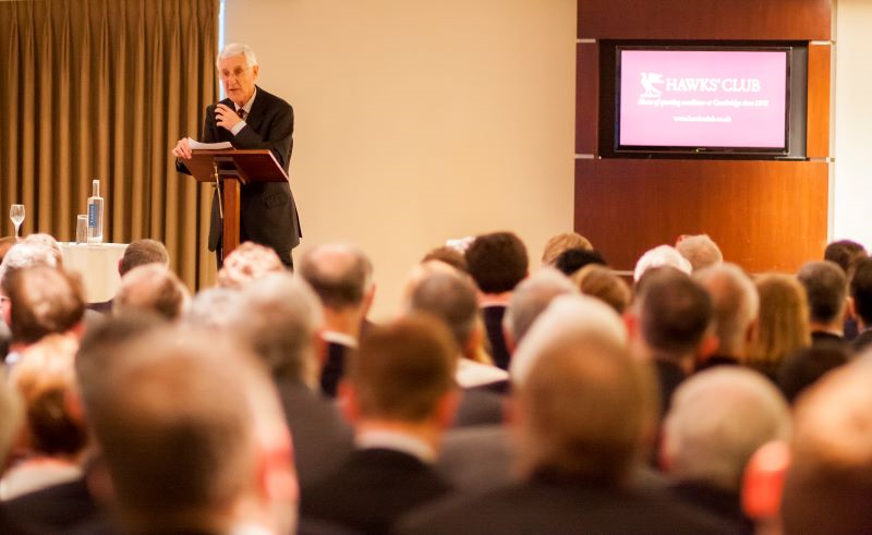 Hawks' Club Lecture at the MCC