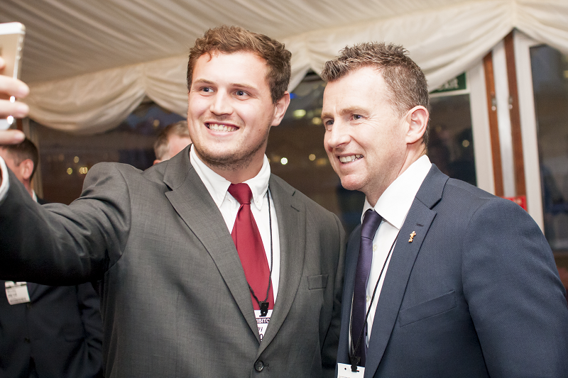 Rugby World Cup Referees Reception