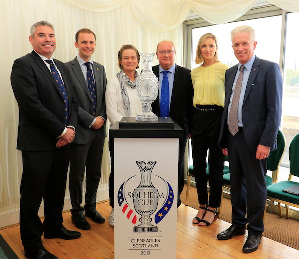 Solheim Cup Year to Go